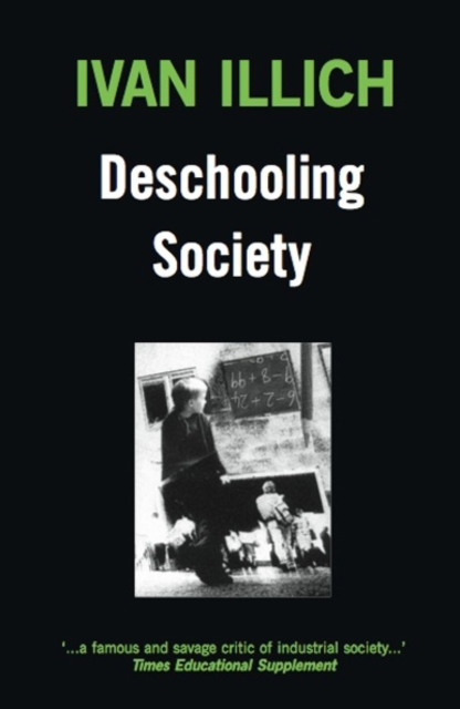 Cover for: Deschooling Society