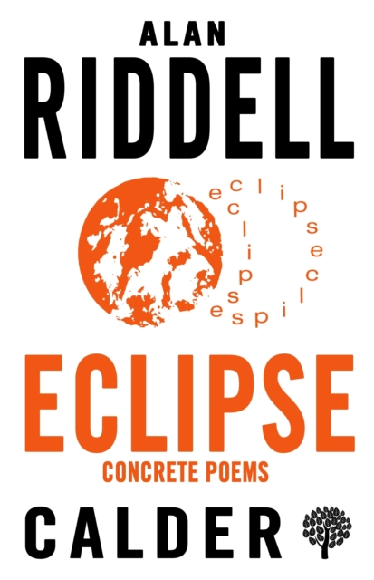 Cover for: Eclipse - Concrete Poems
