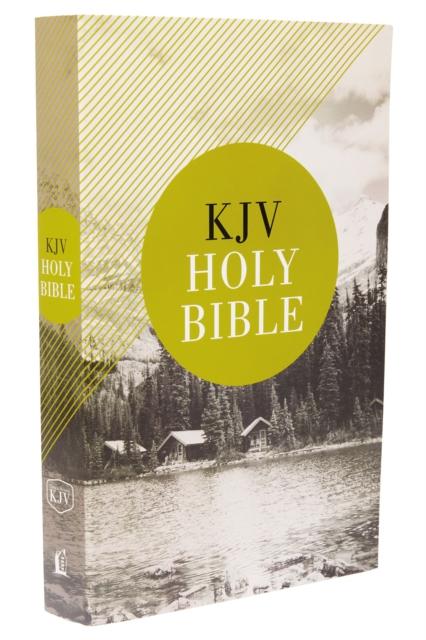 Kjv Value Outreach Bible Pb, Thomas Nelson, 9780718097202