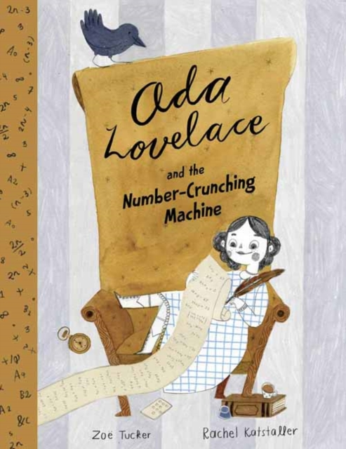 Cover for: Ada Lovelace and the Number-Crunching Machine