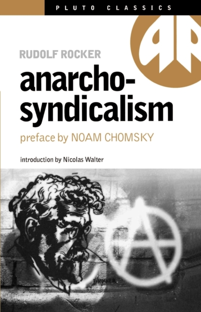 Cover for: Anarcho-Syndicalism