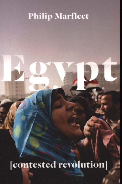 Cover for: Egypt : Contested Revolution