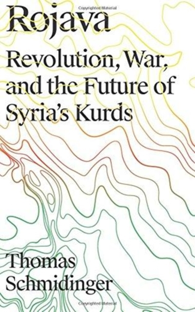 Cover for: Rojava : Revolution, War and the Future of Syria's Kurds
