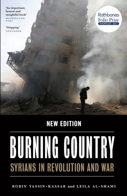 Cover for: Burning Country : Syrians in Revolution and War