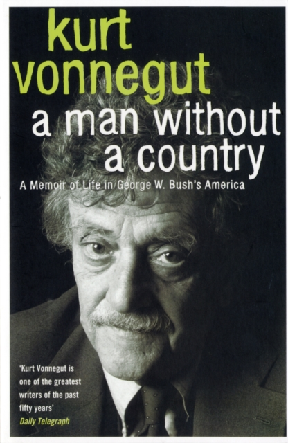 Cover for: A Man without a Country