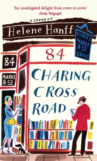 Cover for: 84 Charing Cross Road