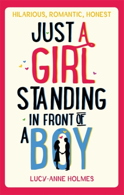 Image for Just a Girl, Standing in Front of a Boy