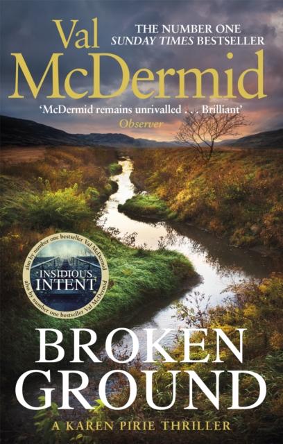 Cover for: Broken Ground