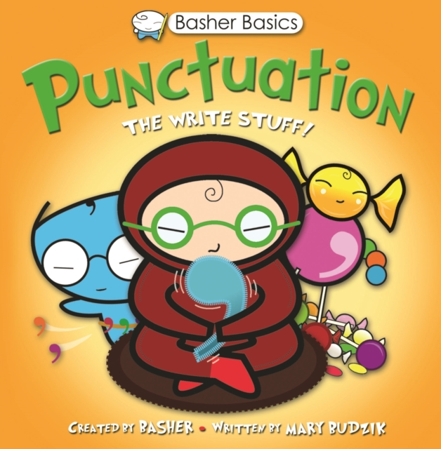 Cover for: Basher Basics: Punctuation