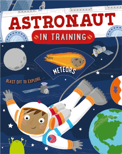 Cover for: Astronaut in Training