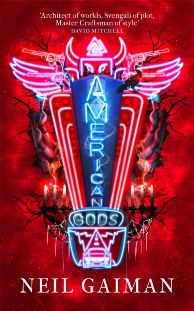 Cover for: American Gods