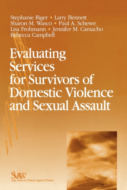 Image for Evaluating Services for Survivors of Domestic Violence and Sexual Assault