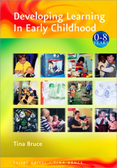 Image for Developing Learning in Early Childhood