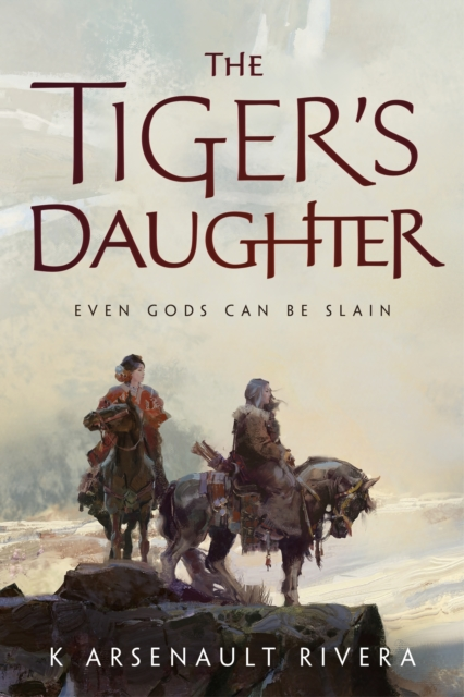 Image for The Tiger's Daughter