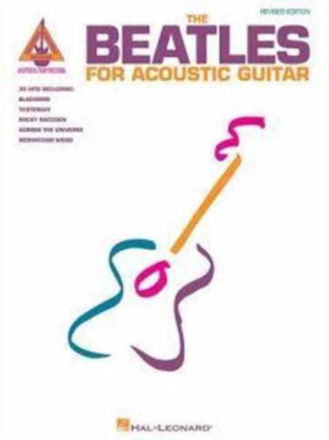 Beatles For Acoustic Guitar, 9780793515417