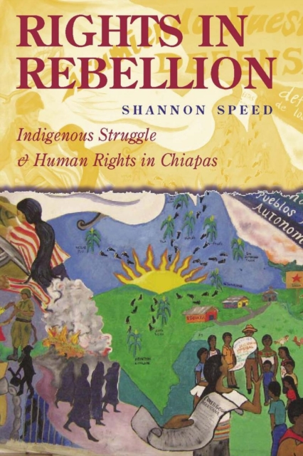 Cover for: Rights in Rebellion : Indigenous Struggle and Human Rights in Chiapas
