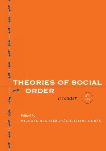 Image for Theories of Social Order : A Reader, Second Edition