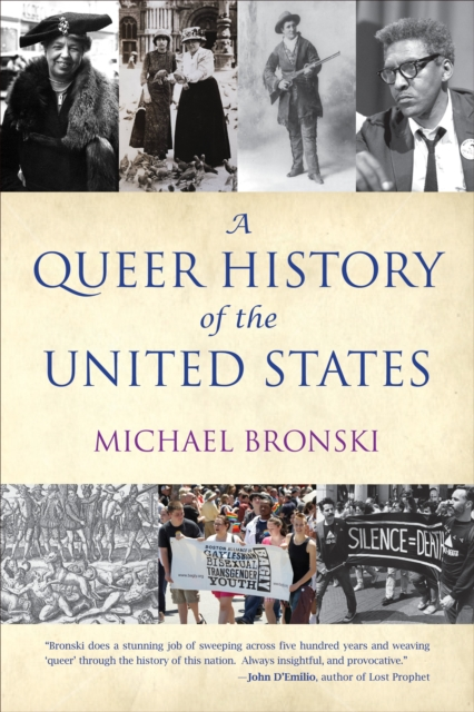 Image for A Queer History Of The United States