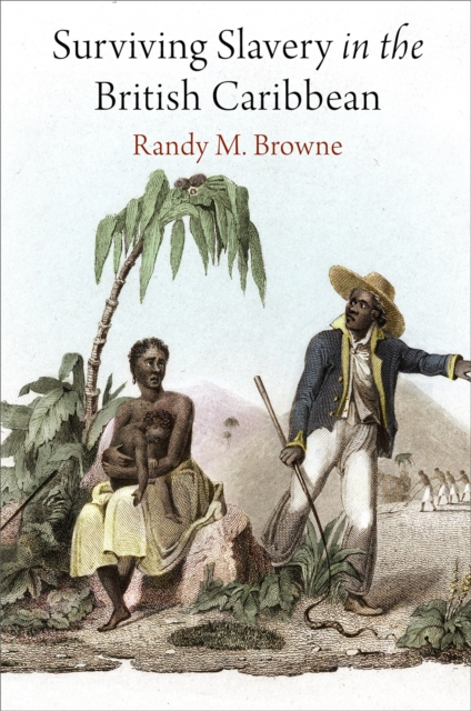 Cover for: Surviving Slavery in the British Caribbean