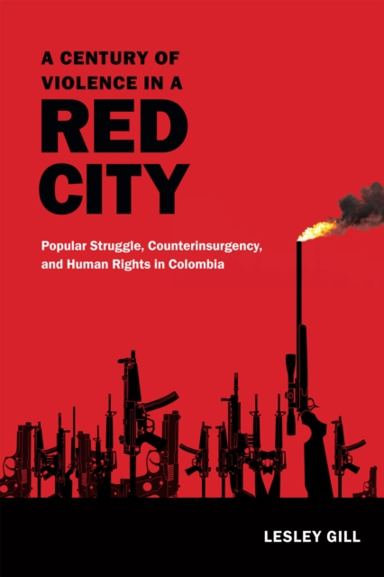 Image for A Century of Violence in a Red City : Popular Struggle, Counterinsurgency, and Human Rights in Colombia