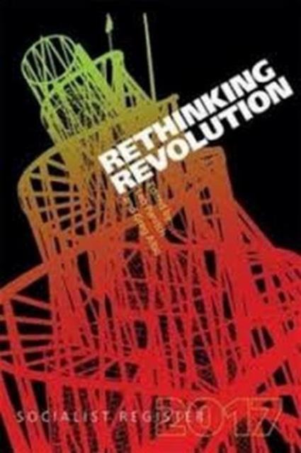 Cover for: Rethinking Democracy : Social Register 2018