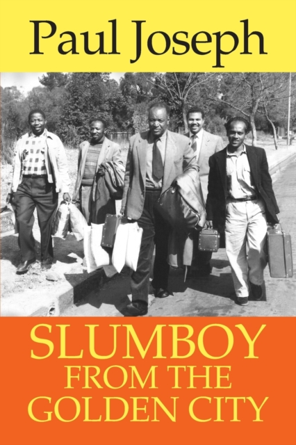 Cover for: Slumboy from the Golden City