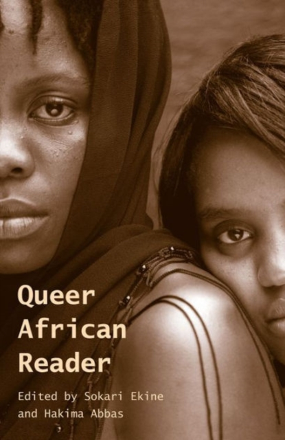 Cover for: Queer African Reader