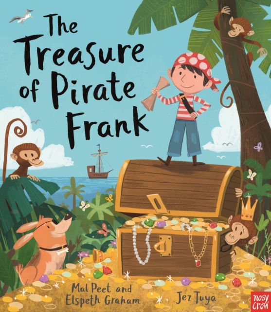 Image for The Treasure of Pirate Frank