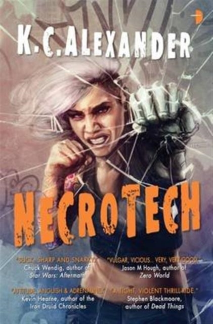 Cover for: Necrotech