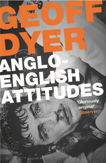 Cover for: Anglo-English Attitudes
