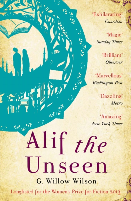 Image for Alif the Unseen