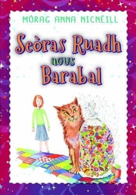 Cover for: Seoras Ruadh agus Barabal