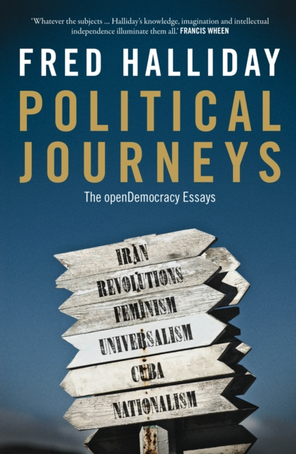 Cover for: Political Journeys : The OpenDemocracy Essays