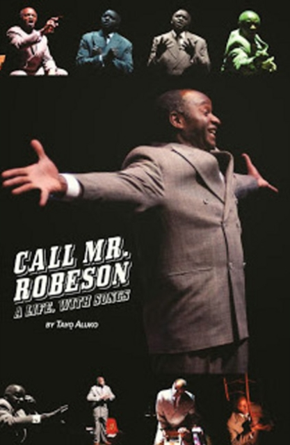 Cover for: Call Mr. Robeson
