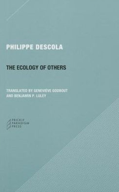 Cover for: The Ecology of Others Question of Nature