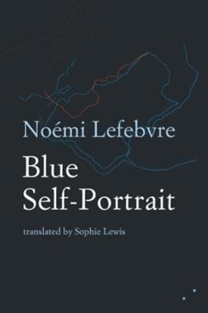 Cover for: Blue Self-Portrait