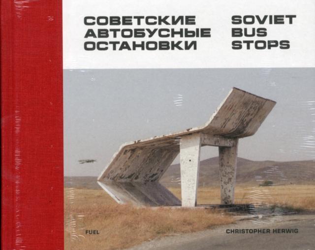 Cover for: Soviet Bus Stops
