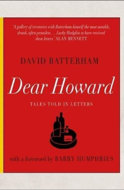 Image for Dear Howard : Tales told in letters