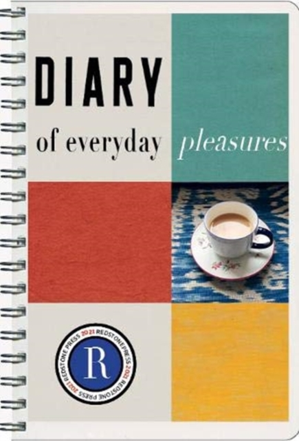 Cover for: The Redstone Diary 2021 : Everyday Pleasures