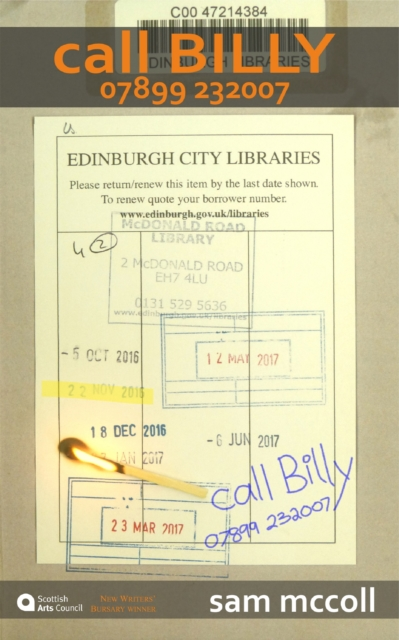 Cover for: Call Billy 07899232007 : Have you called Billy yet? : 1