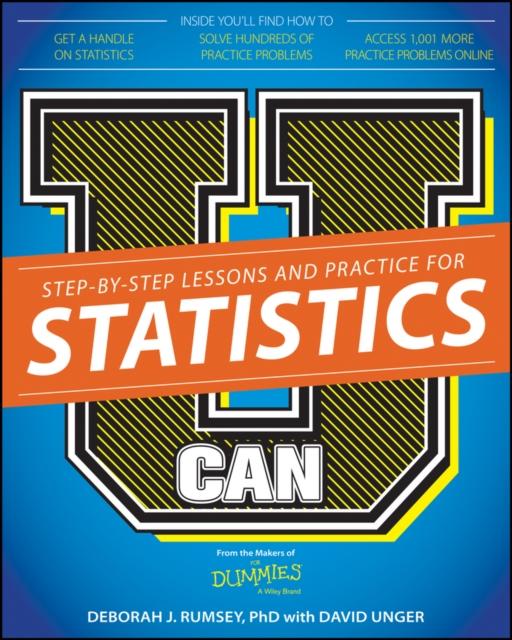 Statistics For Dummies (Paperback), Rumsey, Deborah J., Unger, Da. 9781119084853