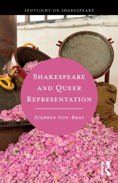 Cover for: Shakespeare and Queer Representation