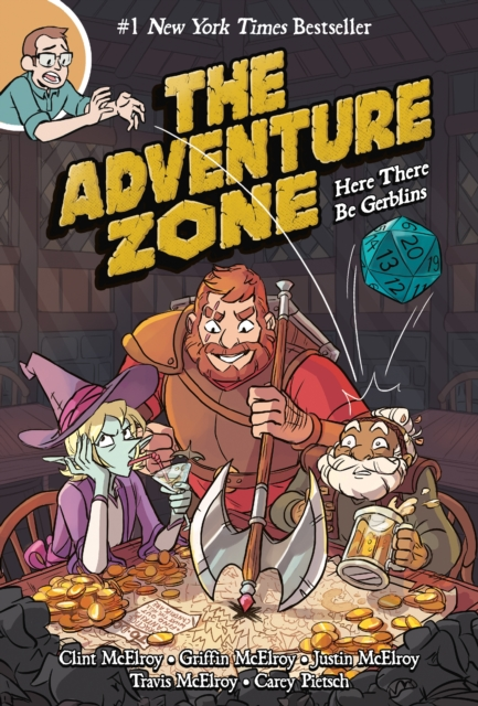 Cover for: The Adventure Zone : Here There be Gerblins