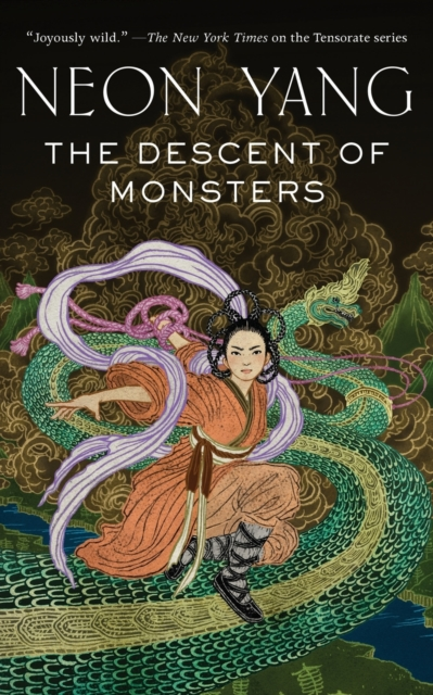 Cover for: The Descent of Monsters