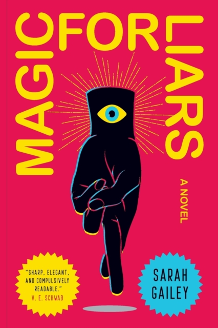 Image for Magic for Liars : A Novel