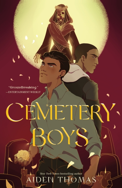 Image for Cemetery Boys
