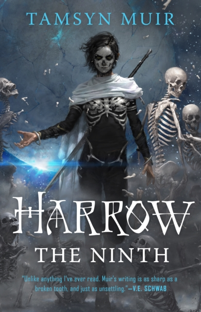 Cover for: Harrow the Ninth