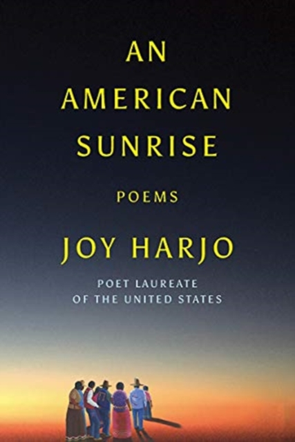 Cover for: An American Sunrise : Poems