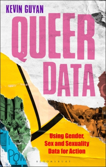 Cover for: Queer Data : Using Gender, Sex and Sexuality Data for Action