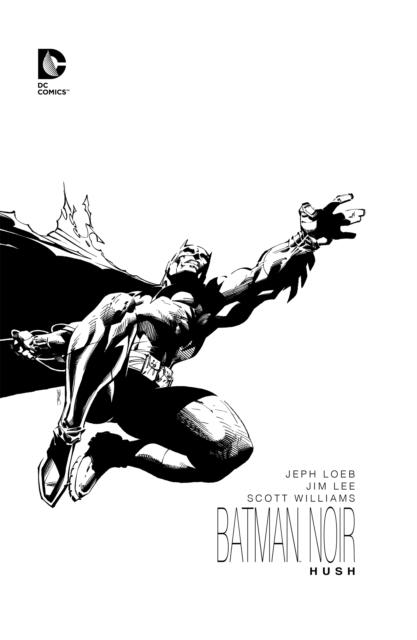 Batman Noir: Hush HC (Hardcover), Loeb, Jeph, 9781401258030